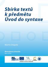 Obálka pro Sbírka textů k předmětu Úvod do syntaxe