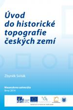 Obálka pro Úvod do historické topografie českých zemí