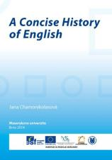 Obálka pro A Concise History of English