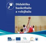 Obálka pro Didaktika basketbalu a volejbalu