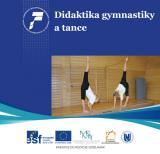 Obálka pro Didaktika gymnastiky a tance