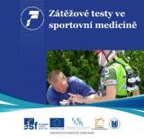 Obálka pro Zátěžové testy ve sportovní medicíně. Fyziologické testy reakce a adaptace člověka