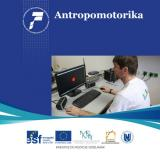 Obálka pro Antropomotorika. Měřicí zařízení a postupy laboratoře biomotoriky