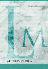 Obálka pro Latinitas Medica