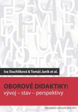 Obálka pro Oborové didaktiky: vývoj - stav - perspektivy