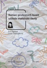 Obálka pro Rámec profesních kvalit učitele mateřské školy