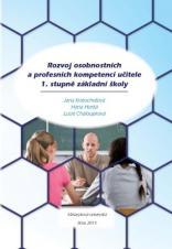 Obálka pro Rozvoj osobnostních a profesních kompetencí učitele 1. stupně základní školy