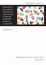 Obálka pro Interkulturní komunikační kompetence a její rozvíjení v hodinách anglického jazyka na 2. stupni ZŠ