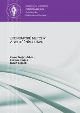 Obálka pro Ekonomické metody v soutěžním právu