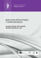 Obálka pro Bezplatná právní pomoc v České republice