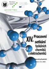 Obálka pro XIV. Pracovní setkání fyzikálních chemiků a elektrochemiků. Sborník příspěvků. 3.–4. 6. 2014