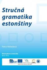 Obálka pro Stručná gramatika estonštiny