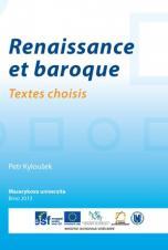 Obálka pro Renaissance et baroque. Textes choisis