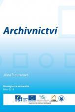 Obálka pro Archivnictví