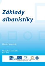 Obálka pro Základy albanistiky