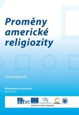 Obálka pro Proměny americké religiozity