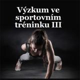 Obálka pro Výzkum ve sportovním tréninku III