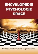 Obálka pro Encyklopedie psychologie práce