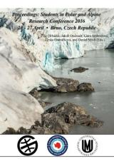Obálka pro Proceedings: Students in Polar and Alpine Research Conference 2016