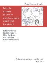 Obálka pro Žákovské strategie při učení se anglickému jazyku a jejich vztah k úspěšnosti