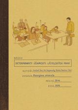 Determinanty účinnosti učitelských praxí