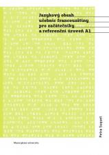 Obálka pro Jazykový obsah učebnic francouzštiny pro začátečníky a referenční úroveň A1