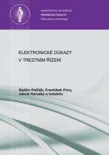 Obálka pro Elektronické důkazy v trestním řízení