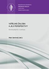 Obálka pro Veřejná žaloba a její perspektivy: Sborník příspěvků z workshopu