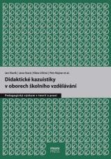 Obálka pro Didaktické kazuistiky v oborech školního vzdělávání