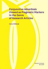 Conjunctive Adverbials Viewed as Pragmatic Markers in the Genre of Research Articles